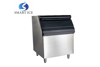 large capacity cube ice maker